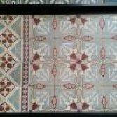 FLOORZ-antieke Jugendstil tegels