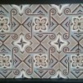 FLOORZ- Antieke tegelvloer C104