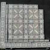 FLOORZ- Antieke tegelvloer C146