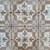 FLOORZ- Antieke vloertegels uit Frankrijk: FR03