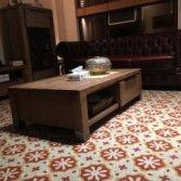Marokkaanse tegels woonkamer | Floorz