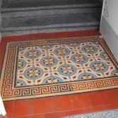 FLOORZ- Oude,antieke tegels
