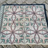 FLOORZ- Oude keramische tegels CL001