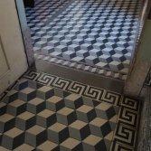 Sfeervolle vloeren van portugese cement tegels nieuws startpagina voor vloerbedekking idee n - Corridor tapijt ...
