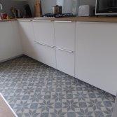 FLOORZ- Portugese cementtegels serie ASTREA GREY MIST