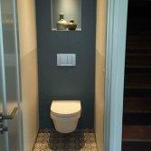 FLOORZ-Portugese cementtegels toilet