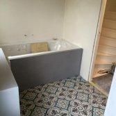 FLOORZ- Portugese tegels in de badkamer