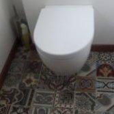 Portugese tegels voor sfeervol toilet | Floorz