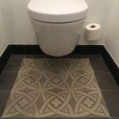 FLOORZ- Portugese tegels ZITA 01 toilet