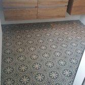 Portugese tegelserie Casablanca in de badkamer | Floorz
