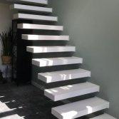 Zwevende trappen | Fontanot Trappen