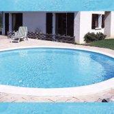 Metalen zwembad | Fonteyn