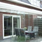 Op maat gemaakte veranda | Fonteyn