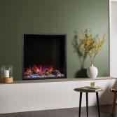 Elektrische eReflex haard met klassieke look | Gazco