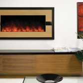 Elektrische haard met stijlvol frame | Gazco