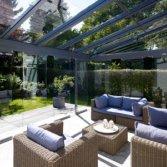 Glazen terrasoverkapping | Busscher