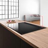 Glazen werkbladafzuiging   Bosch