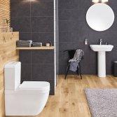 Badkamer Keramiek Serie voor kleine ruimte