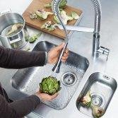 Keukenkraan voor culinaire experts