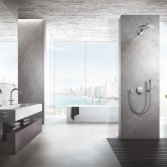 Grohe vernieuwt Atrio badkamerserie