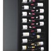 Hoge labelview wijnklimaatkast | Dunavox