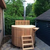 Kleine Red Cedar hottub | Hottub Select