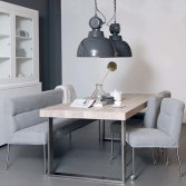 Strakke eetkamer tafel | House of Mayflower