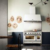 ILVE Majestic Next Generation - The invaluable range cooker that makes the kitchen unique.