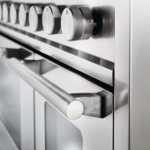 ILVE Professional Plus Stainless Steel - The irresistible appeal of technology and performance.