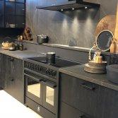 Inductiefornuis All Black 2 ovens