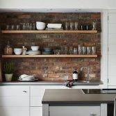 Industriële Neptune Limehouse keuken by Martin Zoon Interior Design