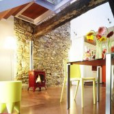 Invicta Houtkachel Seville kleurrijk en eigenwijs