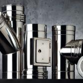Hoogwaardig design rookkanaal | ISODUCT