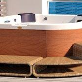 Jacuzzi met modern design | Jaccuzi®