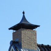 Klassieke schoorsteenkap | Janco de Jong