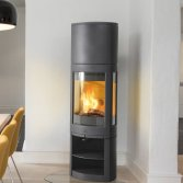 Jotul F 371 High Top GRATIS Heat Storage System
