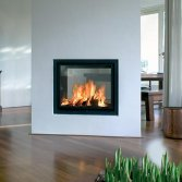 Kal-fire Heat 71,5 gesloten houthaard