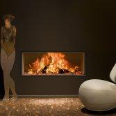 Kal-fire Heat Pure 110 gesloten houthaard