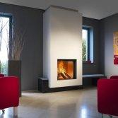 Kal-fire Heat Pure 71 gesloten houthaard