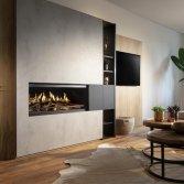Duurzame elektrische high-tech designhaard | Kalfire