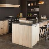 Keuken met schiereiland | Keller Keukens