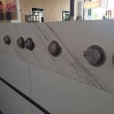 Kemie werkbladen in nieuwe Ceramistone L-kleuren