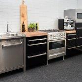 Keukenelementen modulair RVS | Elementi di Cucina