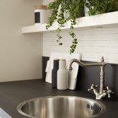 Keukenkranen en spoelbakken