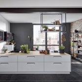 Stoere industriële keuken | Keukenspecialisten.nl