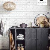 Keukentegel Marble van vtwonen by Douglas & Jones