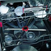 Kitchenaid afwasmachine Dynamic Clean