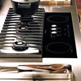 KitchenAid kookplaten gas en inductie