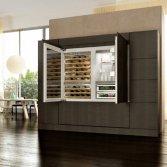 KitchenAid Vertigo koelkast en wijnkoeler