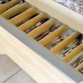 Kitchzen bamboe keukenladen